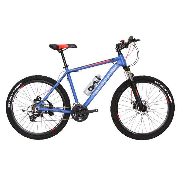 دوچرخه کوهستان اسکورپیون مدل Rs 260 Ys 7351 Matt Blue سایز 26