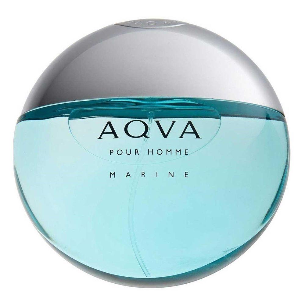 تستر ادو تویلت مردانه بولگاری مدل Aqva Pour Homme Marine حجم 100 میلی لیتر