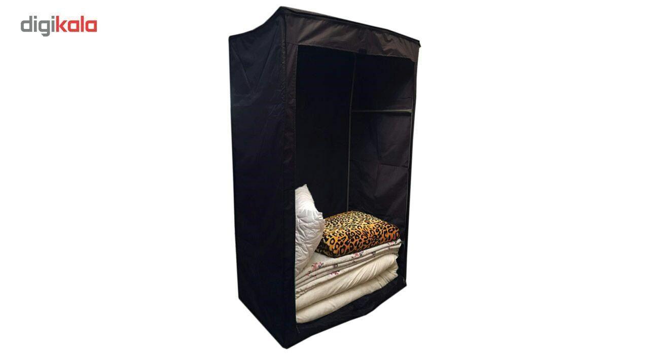 کمد ارگانایزر رخت خواب  مدل K1 main 1 3