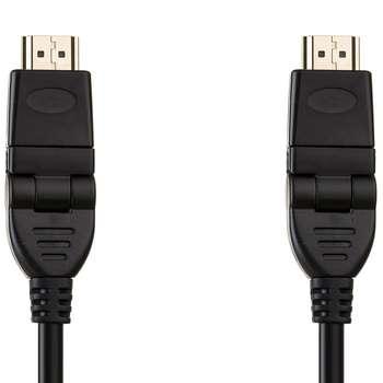 کابل تبدیل HDMI ای فور نت مدل HDM-360 طول 1.5 متر