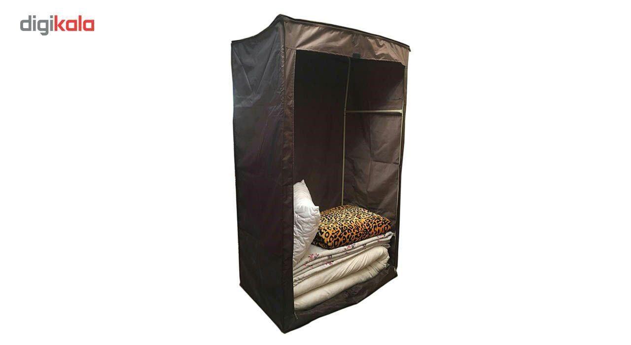 کمد ارگانایزر رخت خواب  مدل K1 main 1 4
