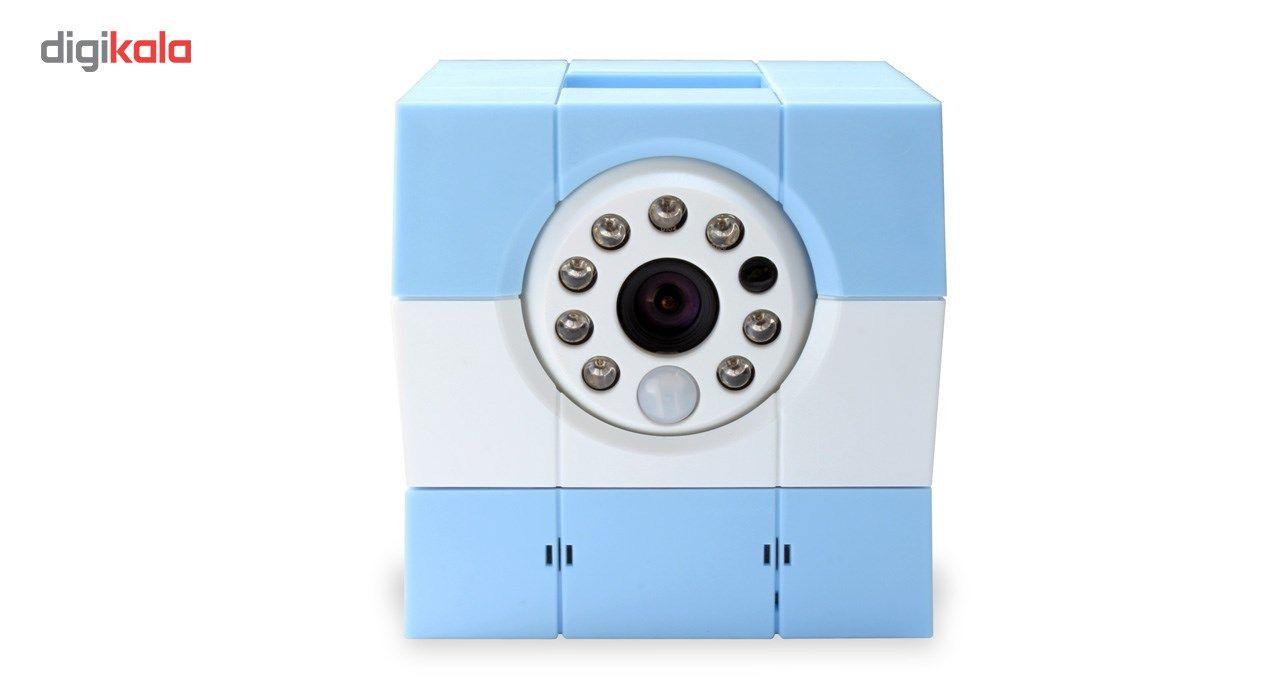 دوربین تحت شبکه هوشمند بی سیم کنترل کودک آماریلو مدل iBabe Plus main 1 2