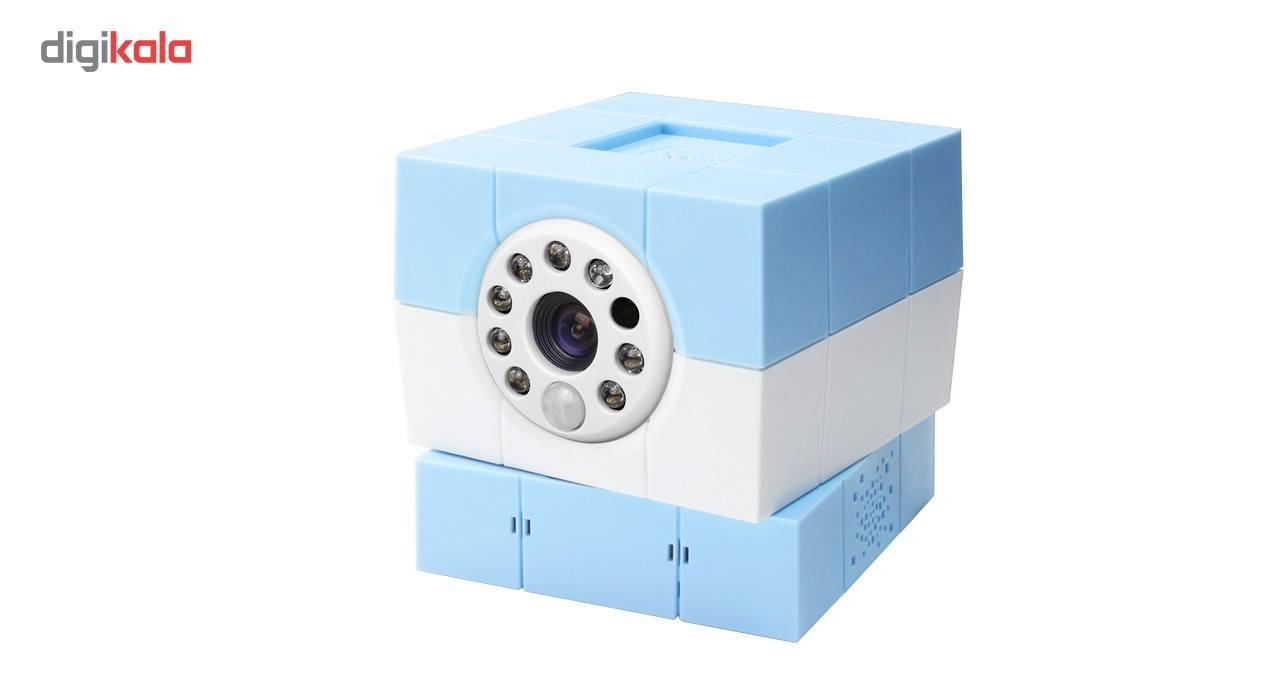 دوربین تحت شبکه هوشمند بی سیم کنترل کودک آماریلو مدل iBabe Plus main 1 4