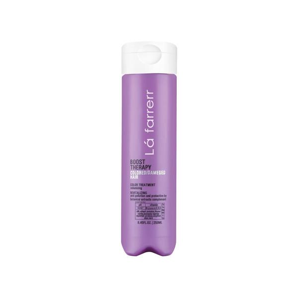 شامپو ترمیم کننده لافارر مخصوص موهای رنگ شده و آسیب دیده 250 گرمی مدل boost series