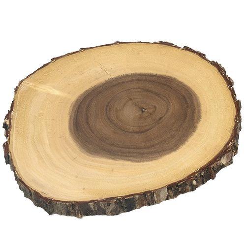 زیر لیوانی چوبی مدل Natural
