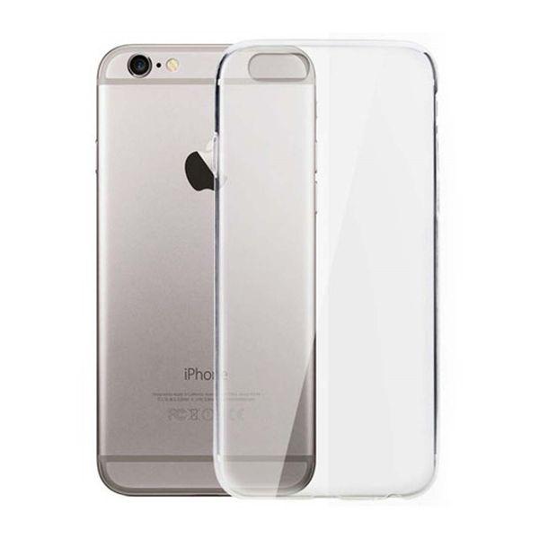 کاور ژله ای مدل Soft مناسب برای گوشی موبایل اپل Iphone 6/6S