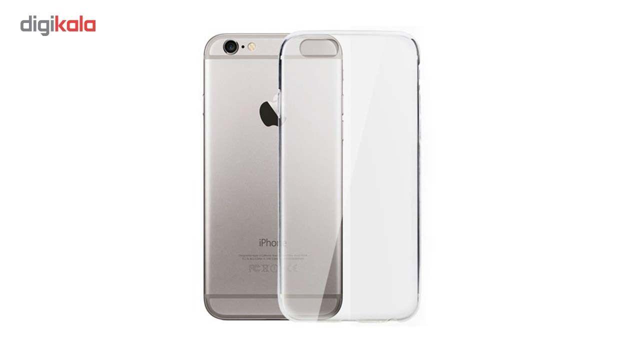کاور ژله ای مدل Soft مناسب برای گوشی موبایل اپل Iphone 6/6S main 1 1