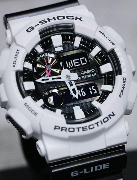 ساعت مچی عقربه ای مردانه کاسیو جی شاک مدل GAX-100B-7ADR -  - 3