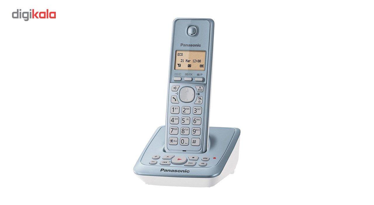 تلفن بی سیم پاناسونیک مدل KX-TG2721 main 1 4