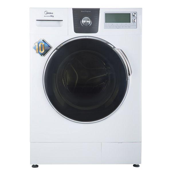 ماشین لباسشویی میدیا مدل WU-14815 با ظرفیت 8 کیلوگرم