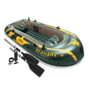 قایق بادی 4 نفره اینتکس مدل SEAHAWK4