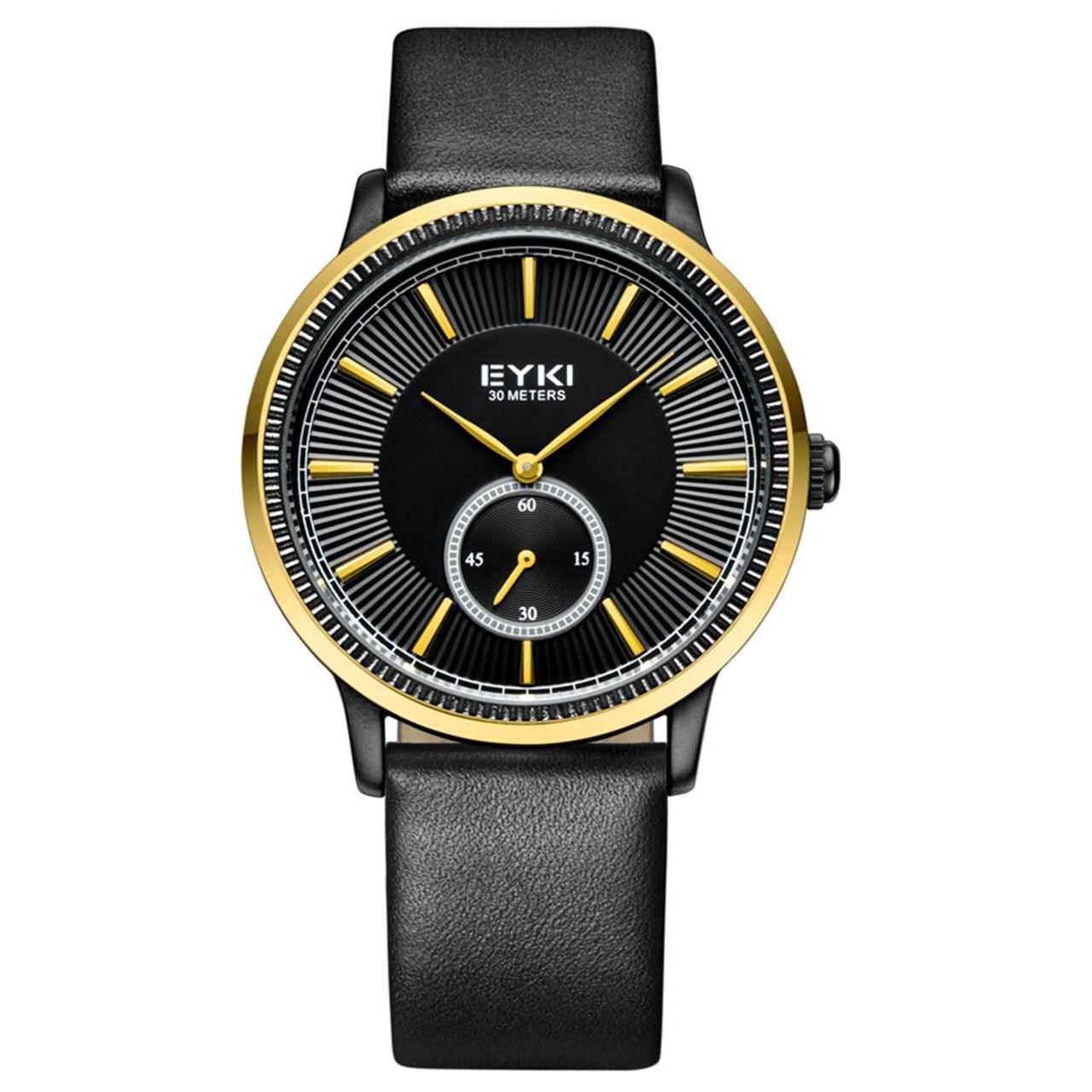 ساعت مچی  مردانه ایکی مدل EET1011L-Gold              اصل