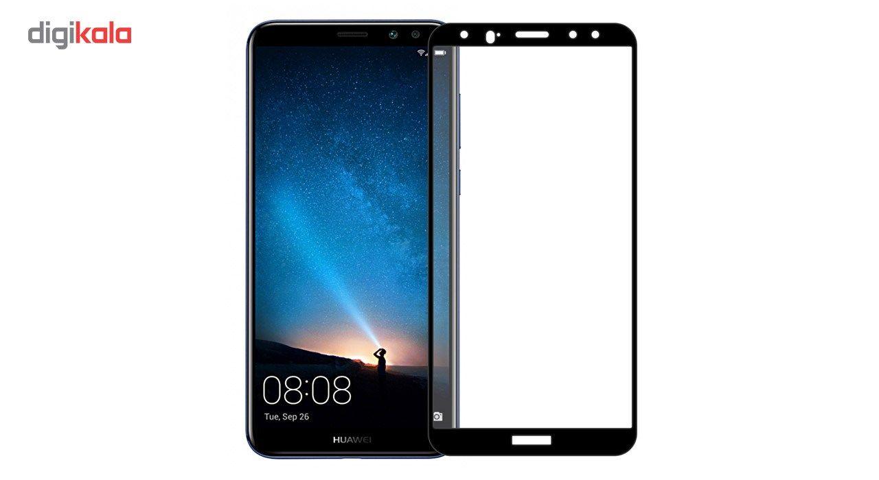 محافظ صفحه نمایش تمپرد مدل فول چسب مناسب برای گوشی موبایل هواوی Mate 10 Lite main 1 1