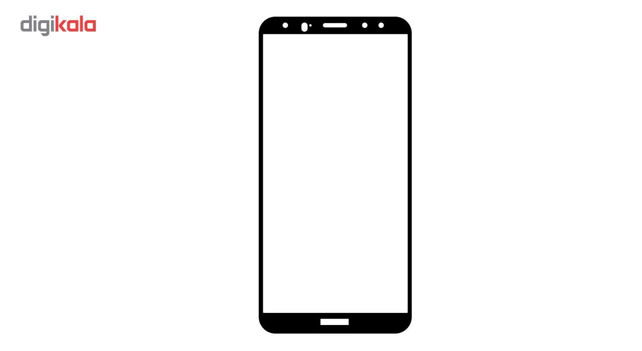 محافظ صفحه نمایش تمپرد مدل فول چسب مناسب برای گوشی موبایل هواوی Mate 10 Lite main 1 2