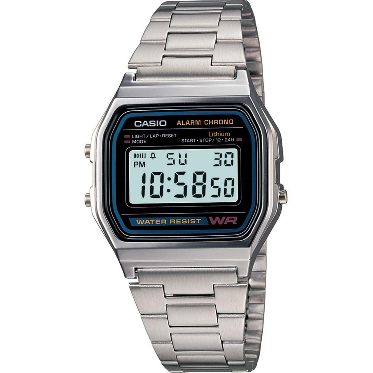 ساعت مچی دیجیتالی کاسیو مدل A158WA-1DF