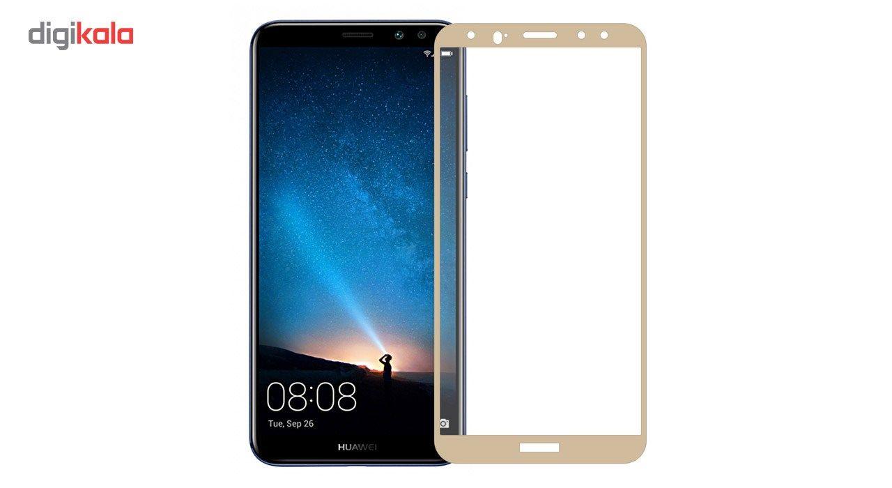 محافظ صفحه نمایش تمپرد مدل فول چسب مناسب برای گوشی موبایل هواوی Mate 10 Lite main 1 3