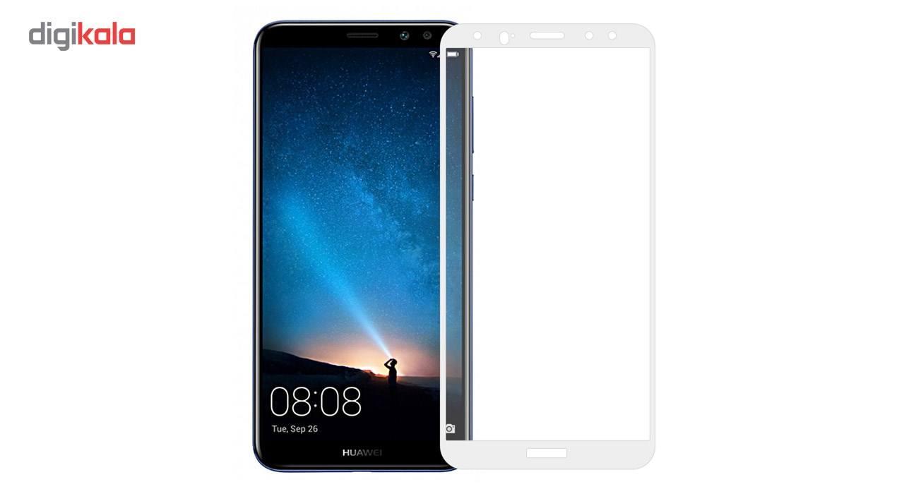 محافظ صفحه نمایش تمپرد مدل فول چسب مناسب برای گوشی موبایل هواوی Mate 10 Lite main 1 4