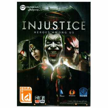 بازی Injustice Heroes Among US مخصوص PC