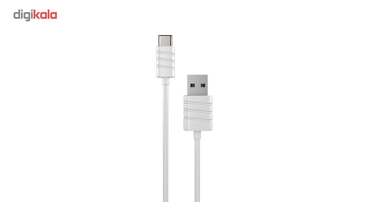 کابل تبدیل USB به USB-C آی واک مدل CST013 طول 1 متر main 1 2