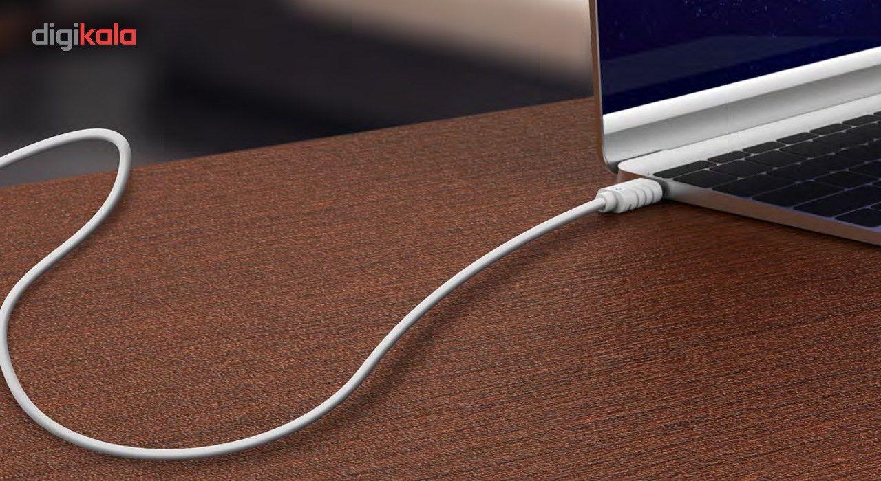 کابل تبدیل USB به USB-C آی واک مدل CST013 طول 1 متر main 1 8