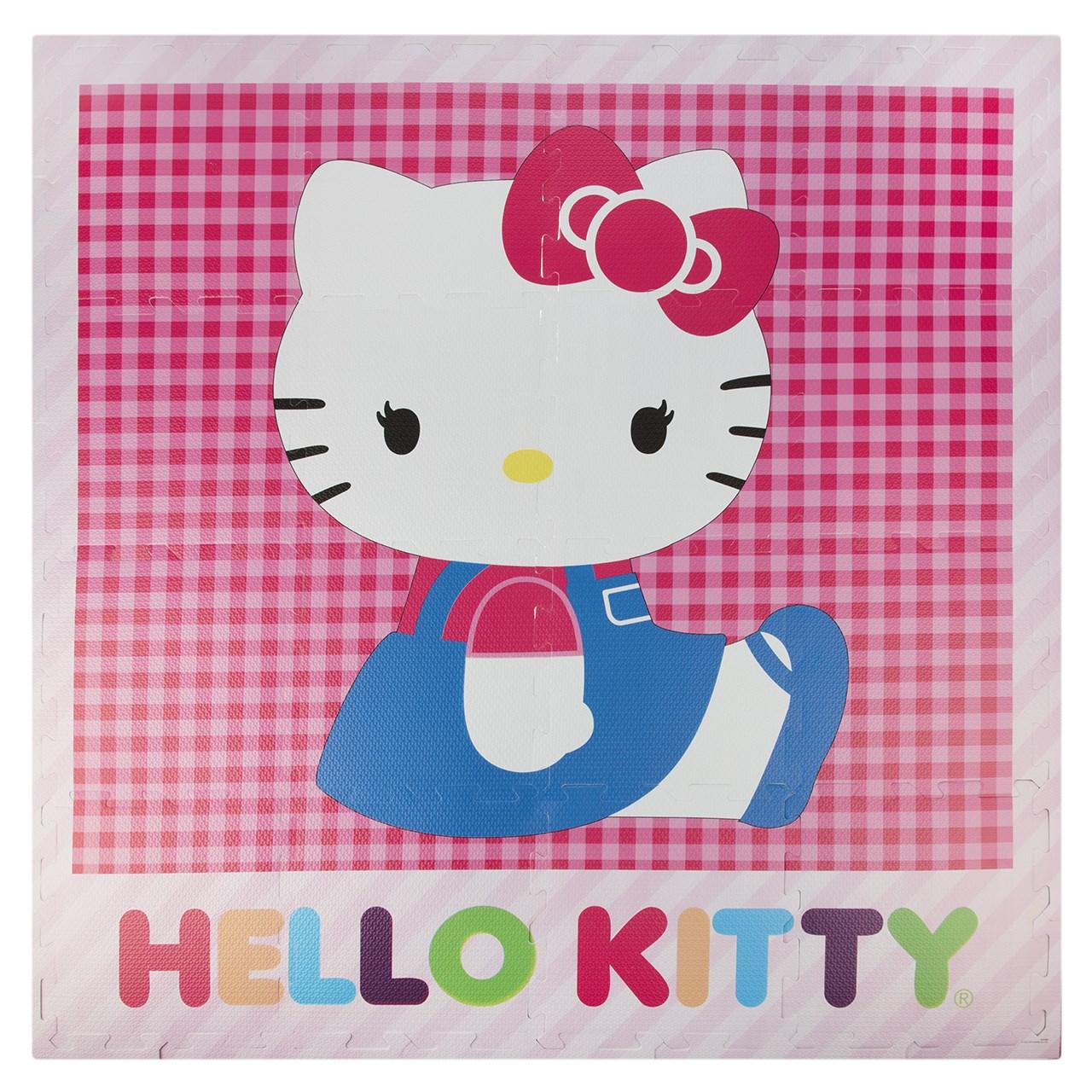 پازل 18 تکه سانریو مدل Hello Kitty