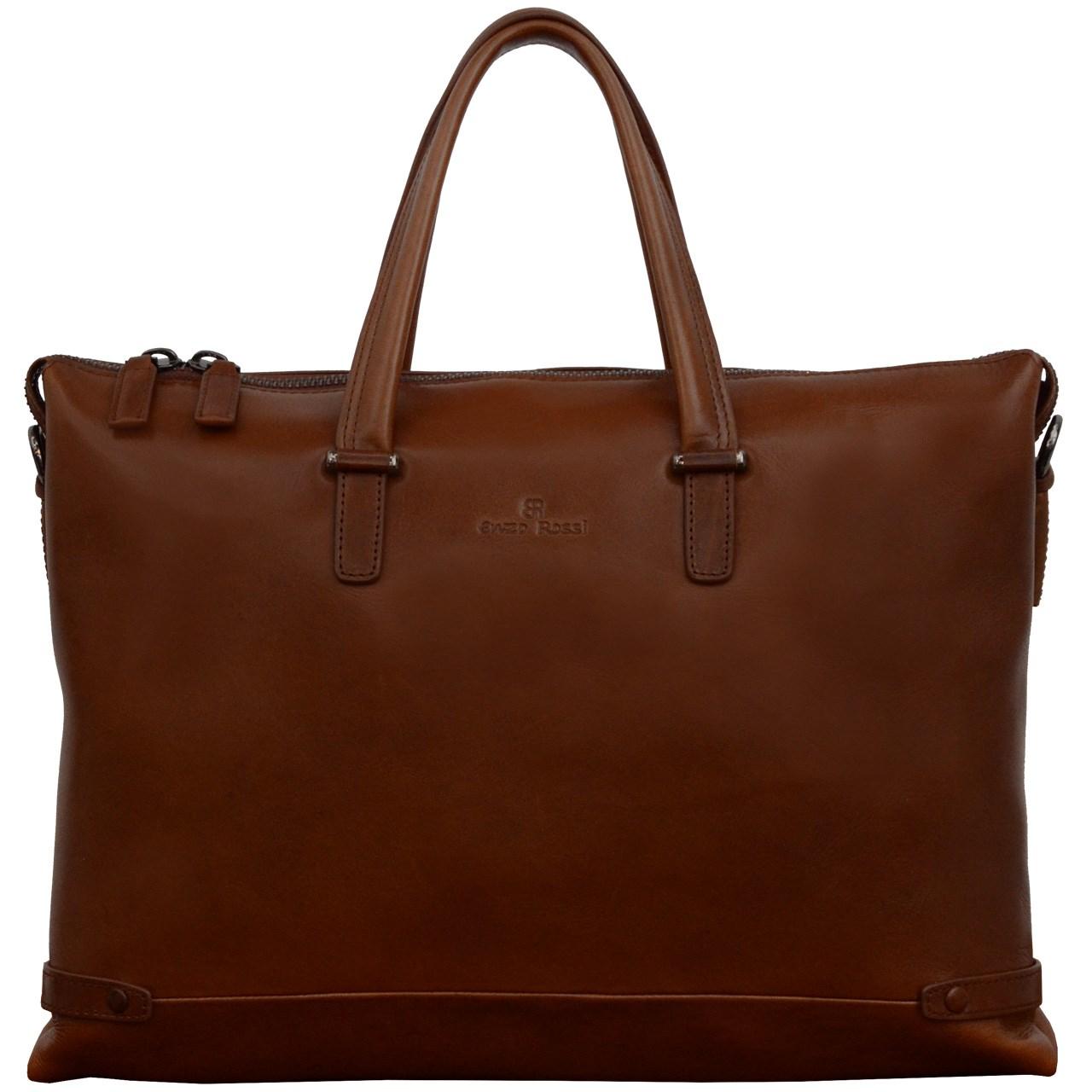 قیمت کیف اداری انزو رسی مدل 11052