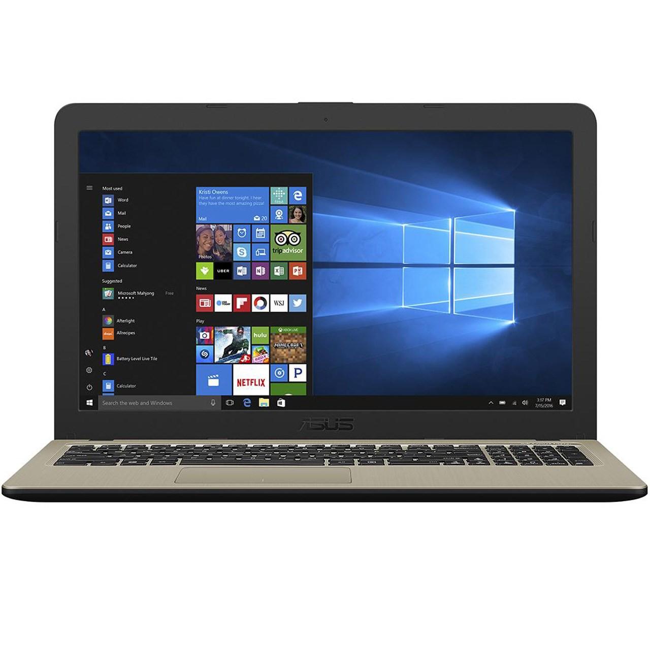 لپ تاپ 15 اینچی ایسوس مدل X540NV - B