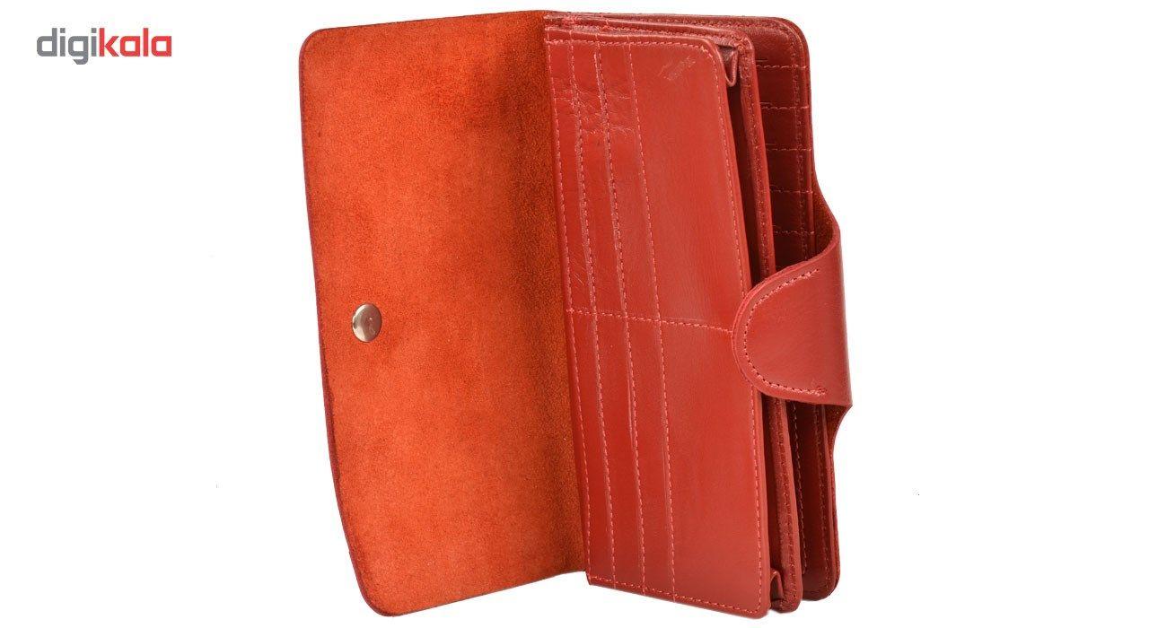 کیف پول کهن چرم مدل LW25-2 main 1 4