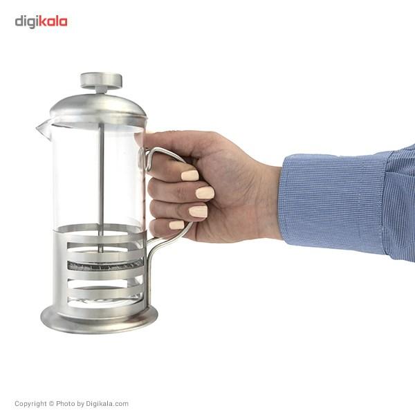 قهوه ساز یتیان مدل Glass 2 حجم 350 میلی لیتر main 1 4