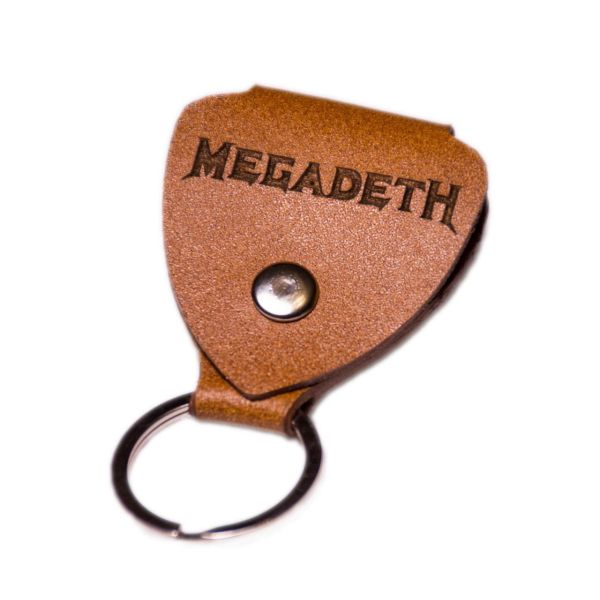 کیف پیک گیتار چرمی چوپیک مدل MEGADETH