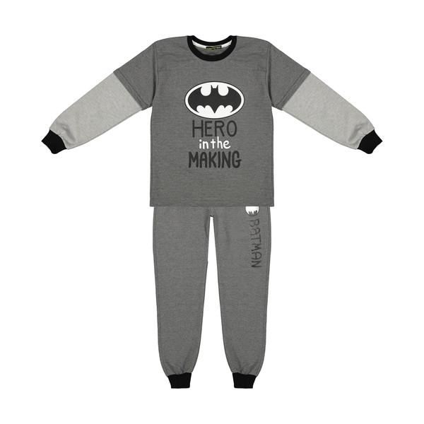ست تی شرت و شلوار پسرانه خرس کوچولو مدل 2011160-93
