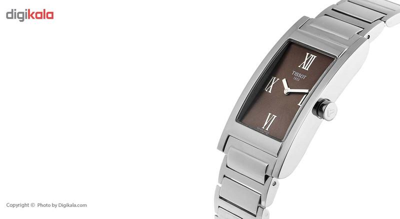 ساعت مچی عقربه ای زنانه تیسوت مدل T016.309.11.293.00