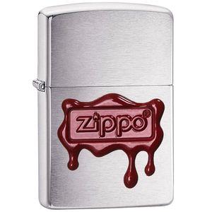 فندک زیپو مدل Red Wax Sael کد 29492