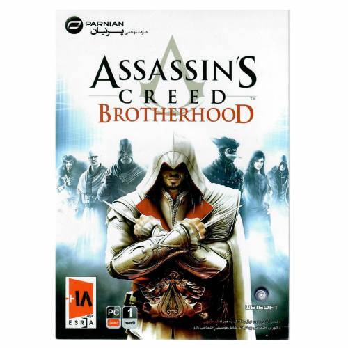 بازی کامپیوتری Assassins Creed Brotherhood مخصوص PC