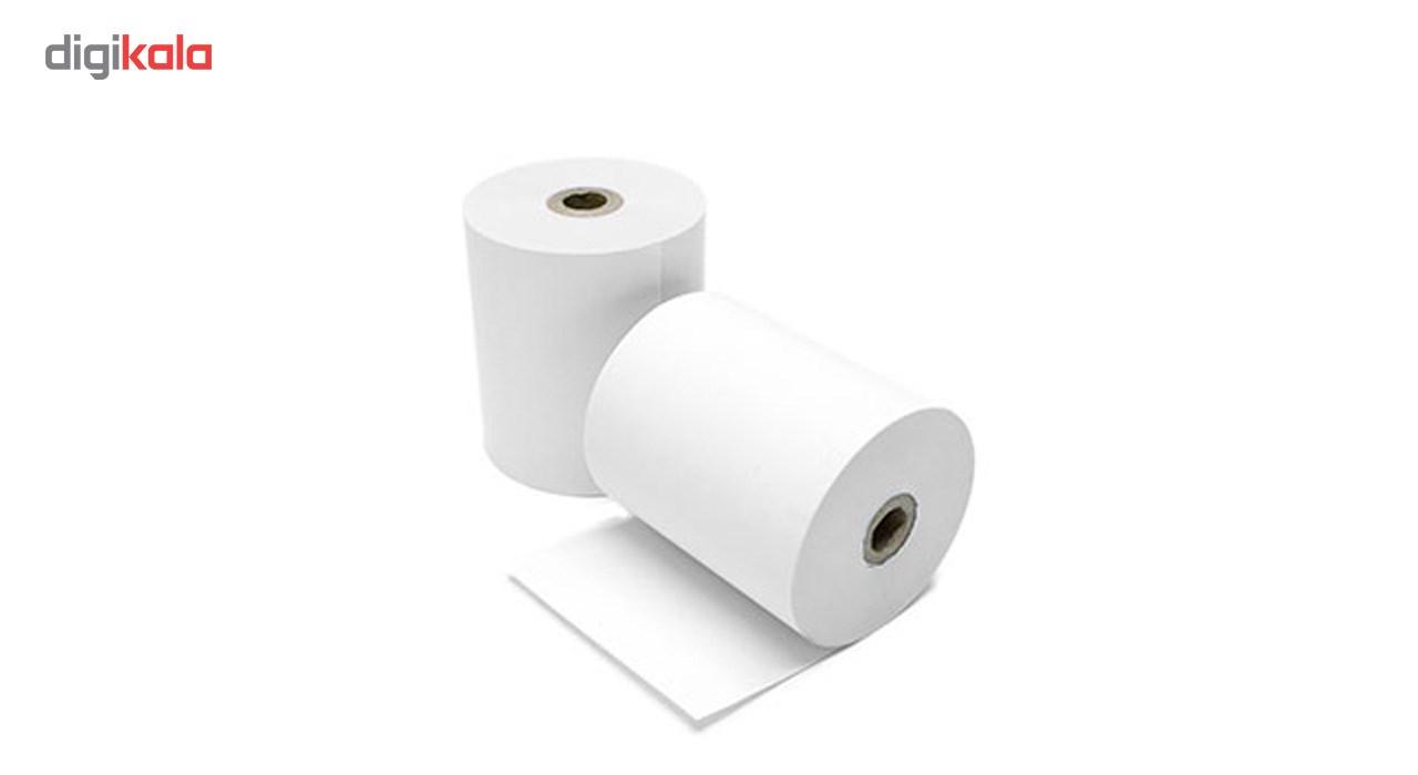 قیمت                      کاغذ مخصوص پرینتر حرارتی پاپیروس مدل 80mm بسته 2 عددی