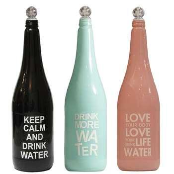 بطری آب اوپاک مدل Drink مجموعه 3 عددی
