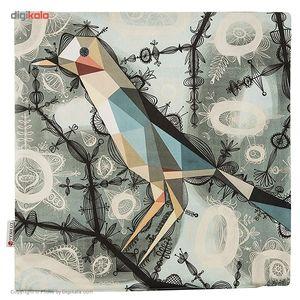 کاور کوسن ینیلوکس مدل Graphic Bird