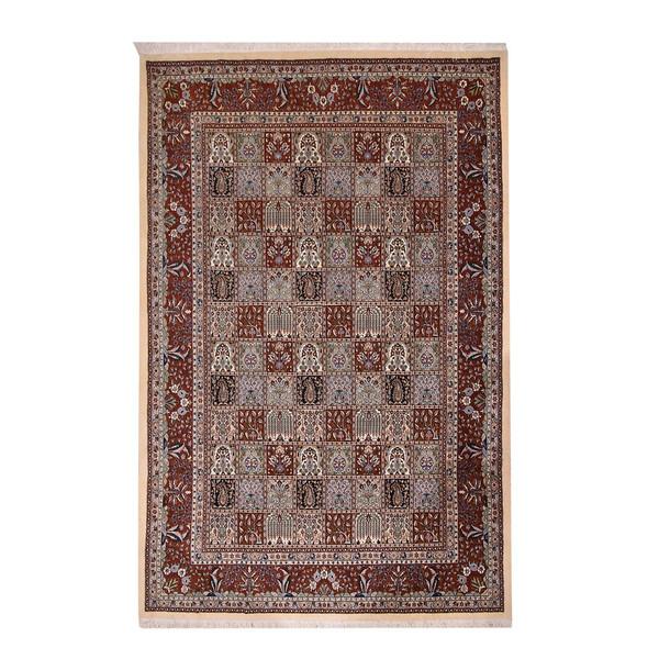 فرش دستبافت شش متری گالری نور کد H1479