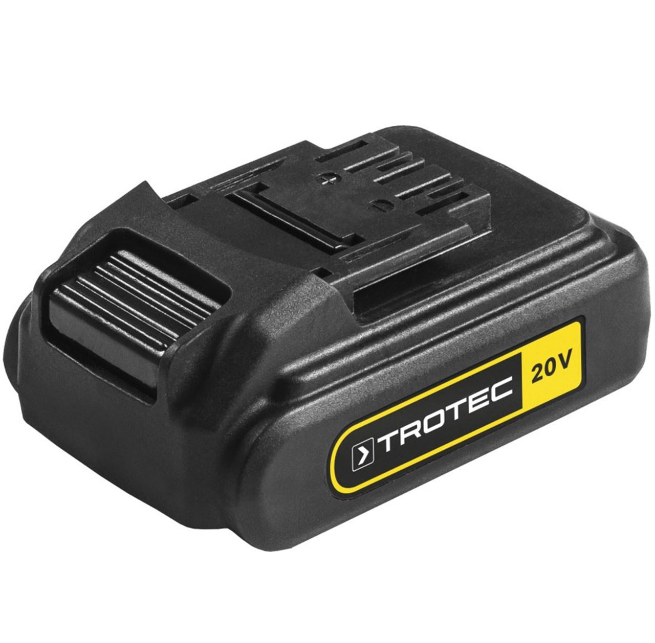 باتری 20 ولتی تروتک مدل PSCS10-20v