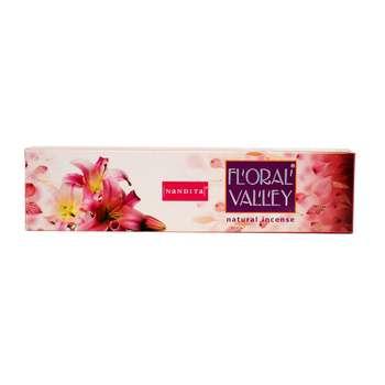 عود ناندیتا مدل Floral Valley کد 1025