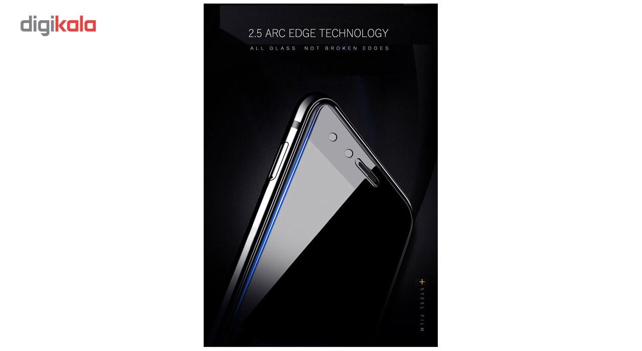 محافظ صفحه نمایش تمپرد مدل فول چسب مناسب برای گوشی موبایل هواوی Honor 7X main 1 2