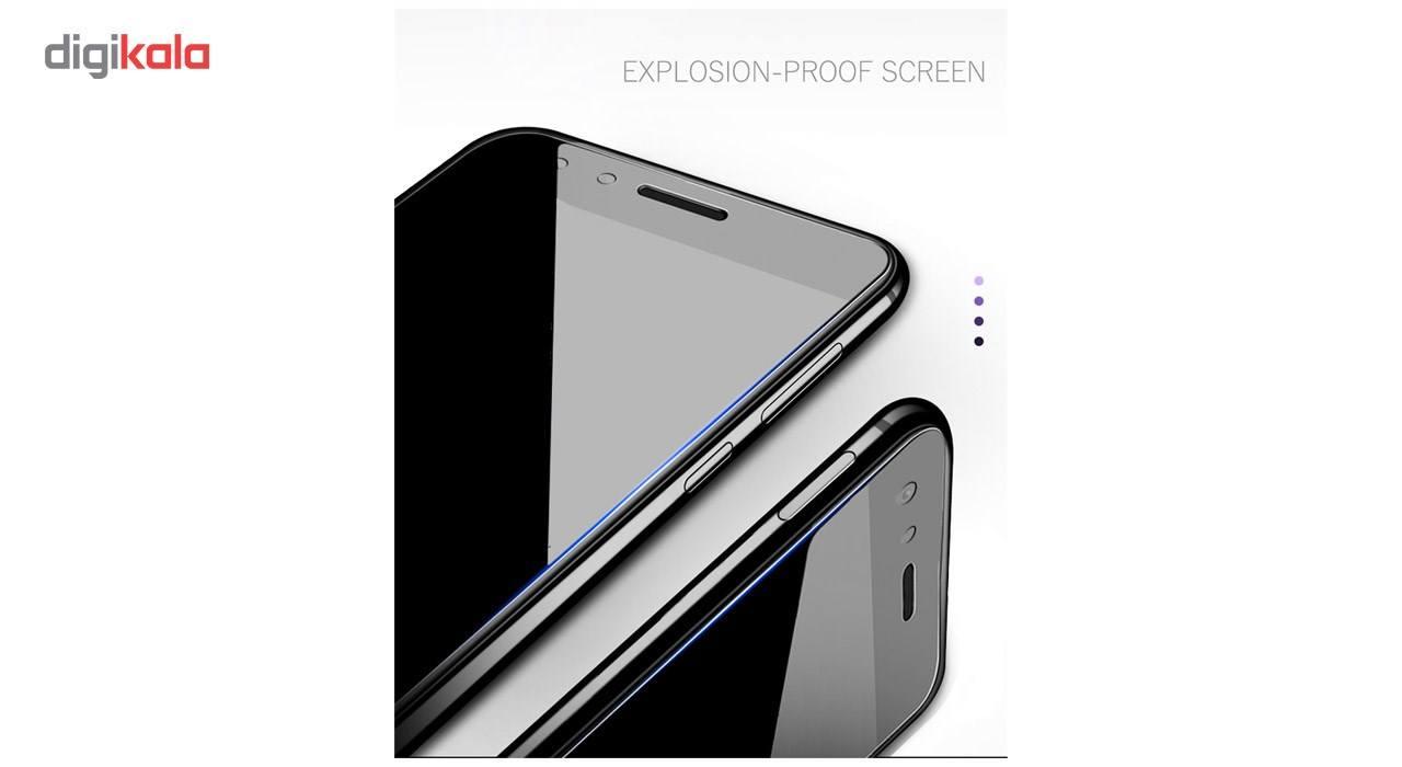 محافظ صفحه نمایش تمپرد مدل فول چسب مناسب برای گوشی موبایل هواوی Honor 7X main 1 3