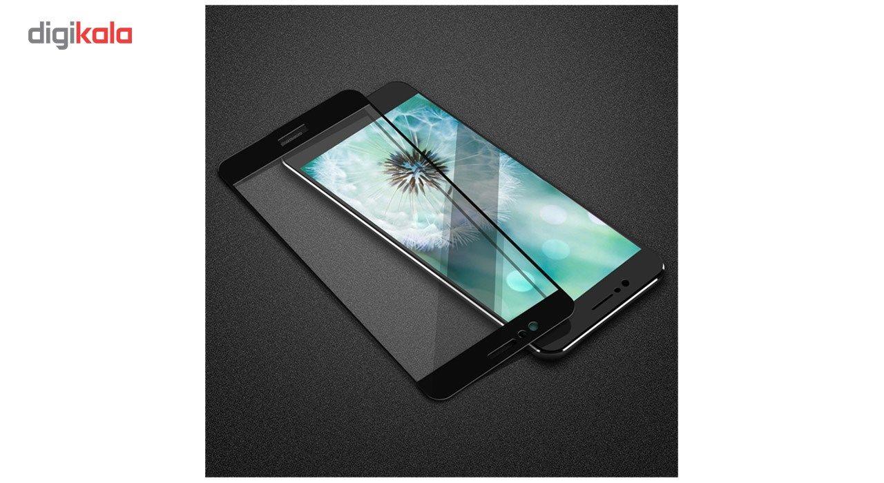 محافظ صفحه نمایش تمپرد مدل فول چسب مناسب برای گوشی موبایل هواوی Honor 7X main 1 4