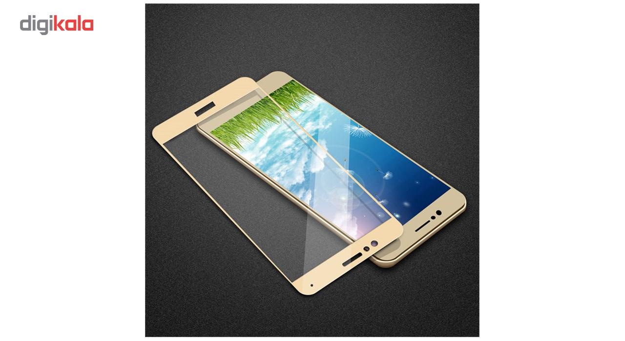 محافظ صفحه نمایش تمپرد مدل فول چسب مناسب برای گوشی موبایل هواوی Honor 7X main 1 6