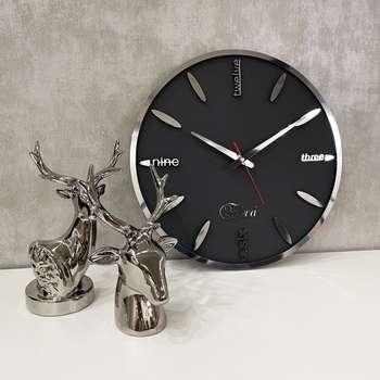 ساعت دیواری اِلِنسی مدل SD-132 کد 40cm