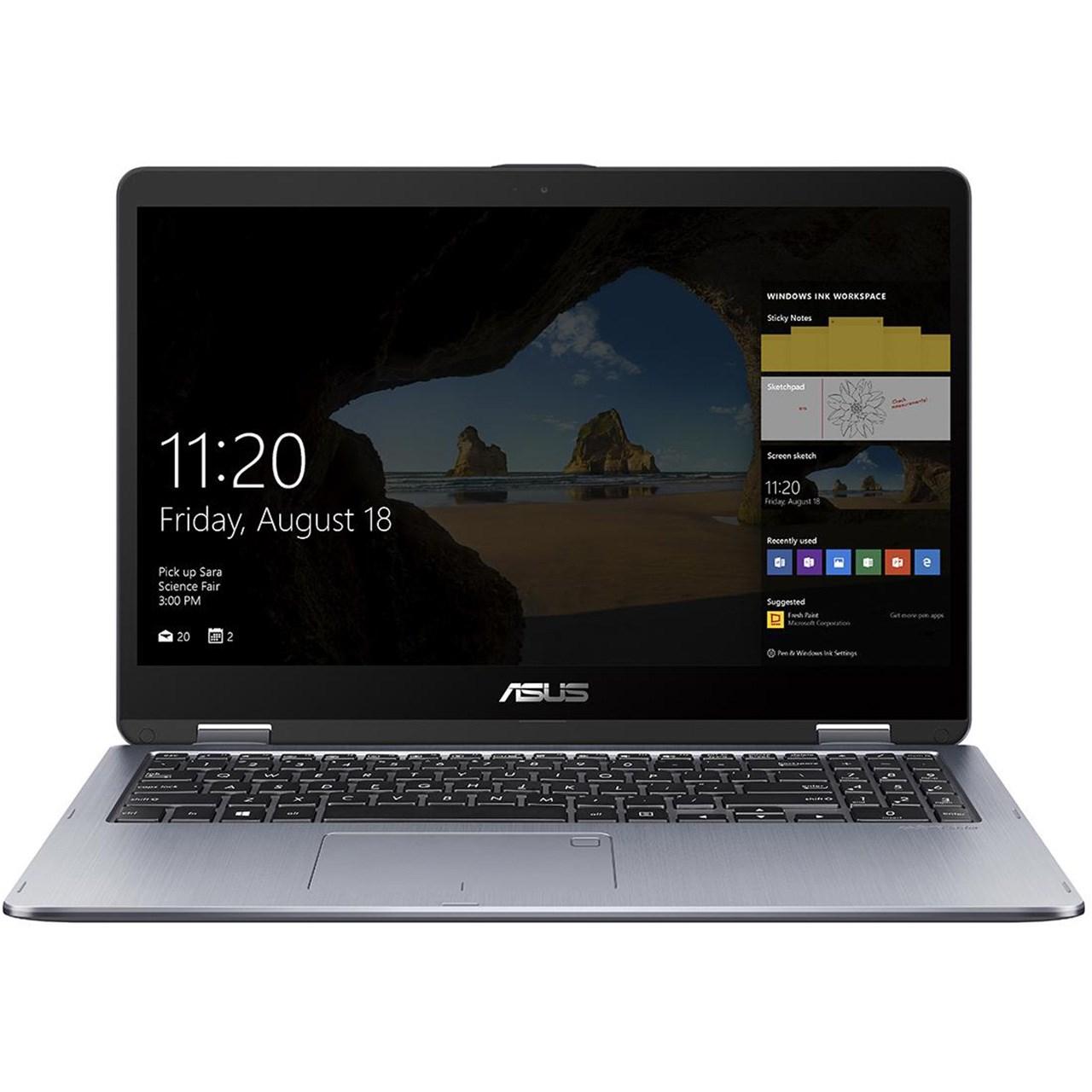 لپ تاپ 15 اینچی ایسوس مدل VivoBook Flip TP510UA - C