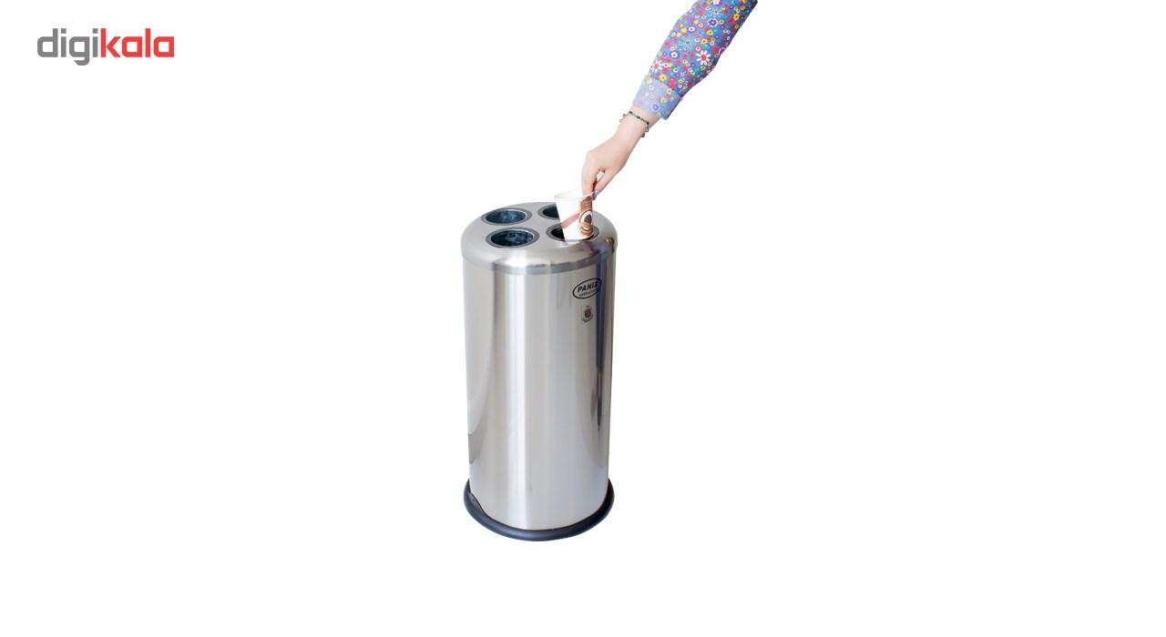 سطل زباله لیوان یک بار مصرف مدل 105 main 1 3