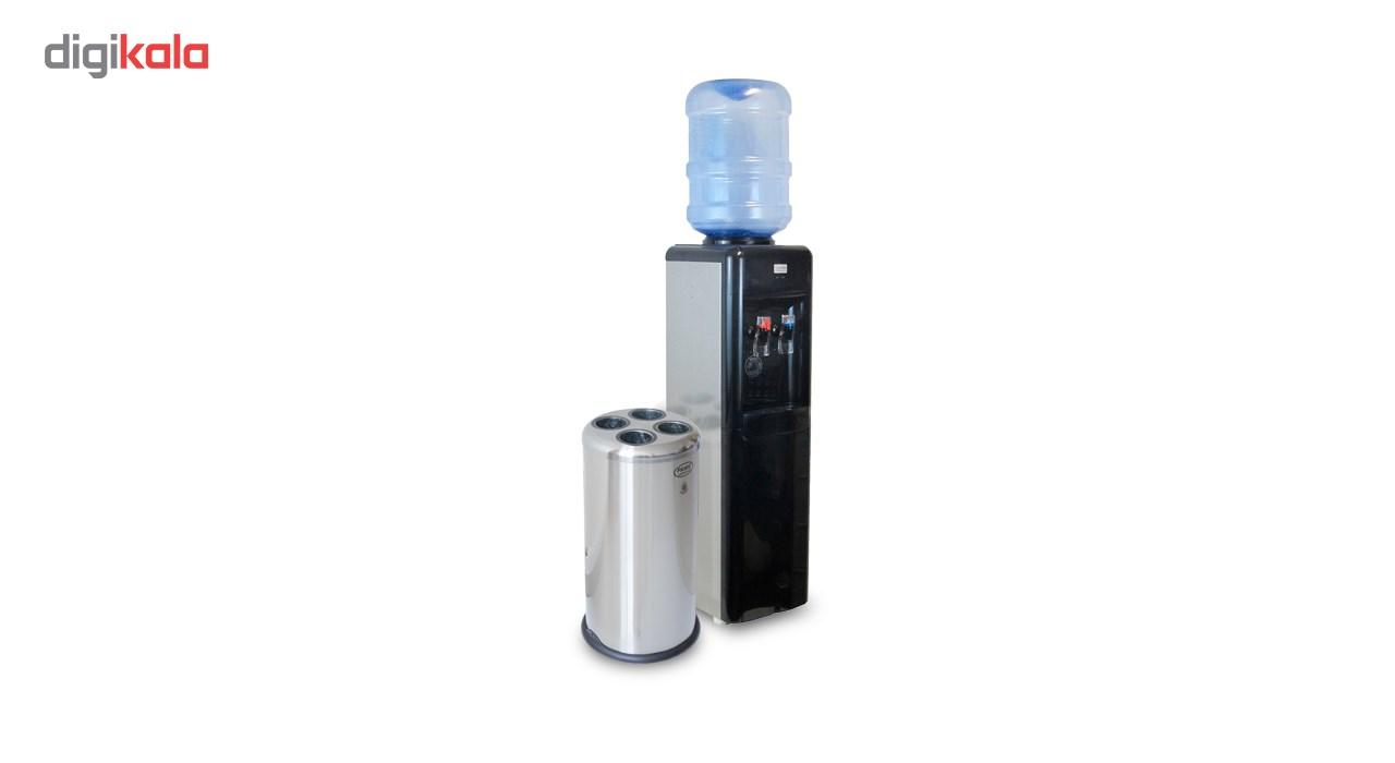 سطل زباله لیوان یک بار مصرف مدل 105 main 1 4
