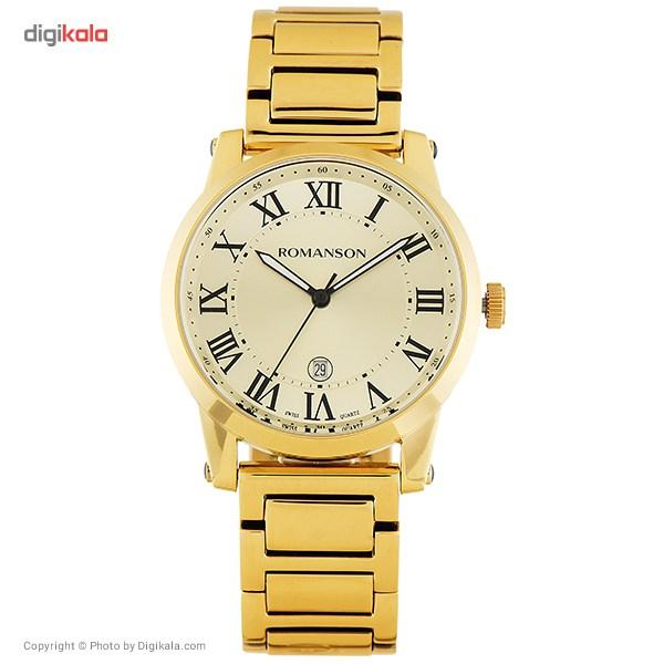 خرید ساعت مچی عقربه ای مردانه رومانسون مدل TM0334MM1GB85B