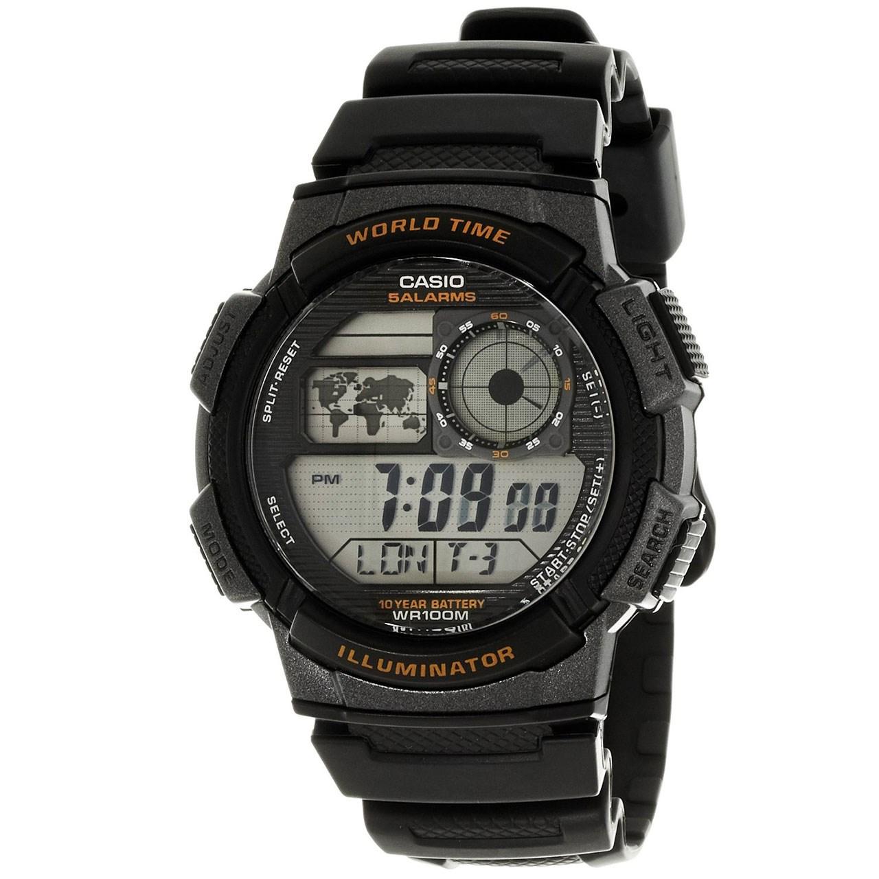 ساعت مچی دیجیتالی مردانه کاسیو مدل AE-1000W-1AVDF 49